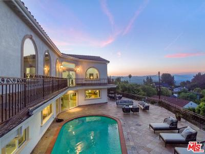 Woodland Hills Single Family Home For Sale: 22447 Venido Road