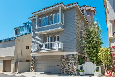 Marina Del Rey Single Family Home Active Under Contract: 4315 Roma Court