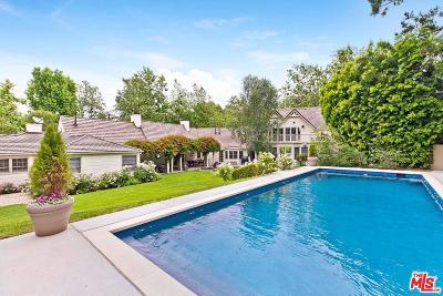 Studio City Single Family Home For Sale: 11900 Briarvale Lane