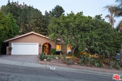 Burbank Single Family Home Active Under Contract: 2802 Joaquin Drive