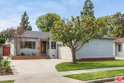 Culver City Single Family Home For Sale: 11421 Patom Drive