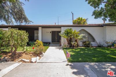 Culver City Single Family Home For Sale: 5214 Dawes Avenue