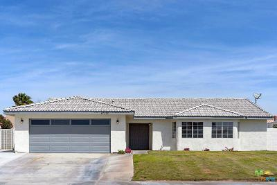Cathedral City Single Family Home Active Under Contract: 67220 Ontina Road