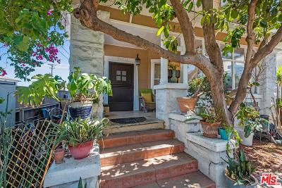 Venice Single Family Home For Sale: 58 Paloma Avenue