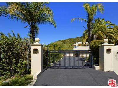 Beverly Hills Rental For Rent: 1687 Clear View Drive