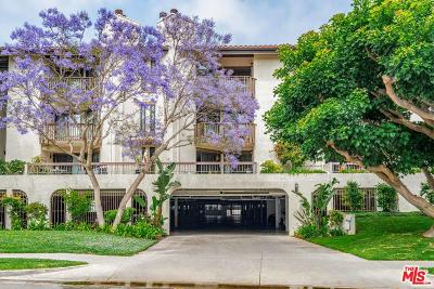 Condo/Townhouse Active Under Contract: 8600 Tuscany Avenue #207