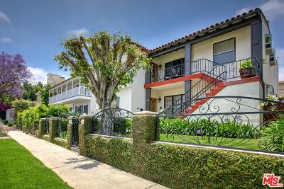Beverlywood Vicinity (C09) Rental For Rent: 1107 South Doheny Drive