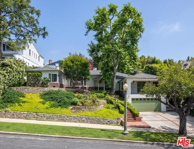 Los Angeles County Single Family Home Active Under Contract: 10434 Wyton Drive