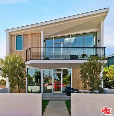 Venice Single Family Home Active Under Contract: 758 Sunset Avenue