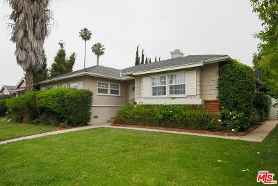 Tarzana Single Family Home For Sale: 19448 Victory