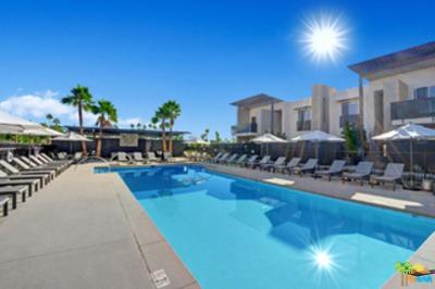 Palm Springs Condo/Townhouse For Sale: 203 The Riv