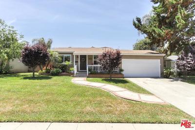 Single Family Home For Sale: 7614 Kittyhawk Avenue