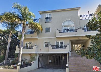 Los Angeles County Condo/Townhouse Active Under Contract: 1820 Holmby Avenue #9