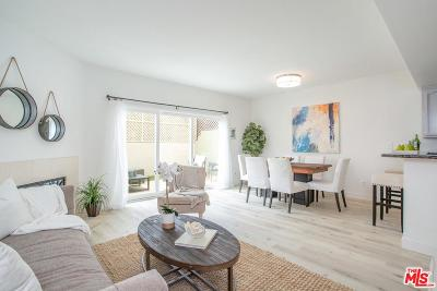 Santa Monica Condo/Townhouse Active Under Contract: 1921 17th Street #4