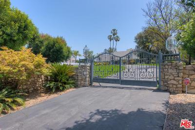 Encino Single Family Home Active Under Contract: 4554 Petit Avenue