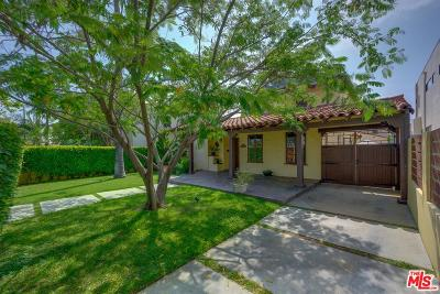 Single Family Home For Sale: 1253 South Stanley Avenue