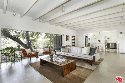 Sherman Oaks Single Family Home For Sale: 14840 Round Valley Drive