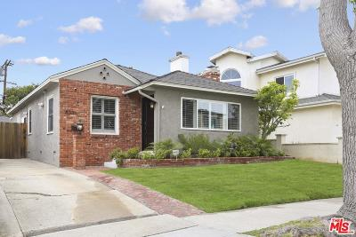 Single Family Home For Sale: 8335 Holy Cross Place