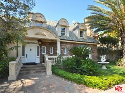 Beverly Hills Rental For Rent: 809 North Elm Drive