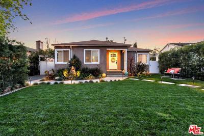 Sherman Oaks Single Family Home For Sale: 5747 Vesper Avenue