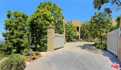 Beverly Hills Single Family Home For Sale: 13331 Mulholland Drive