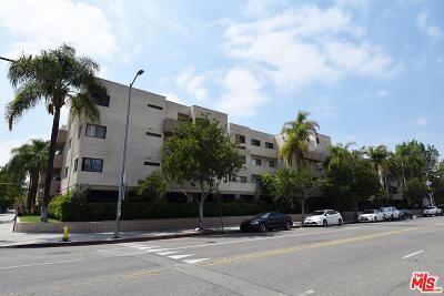 Los Angeles Condo/Townhouse Active Under Contract: 435 South Virgil Avenue #124
