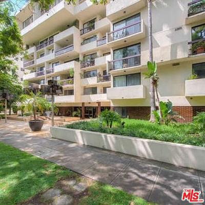 Beverly Hills Rental For Rent: 325 North Oakhurst Drive #201