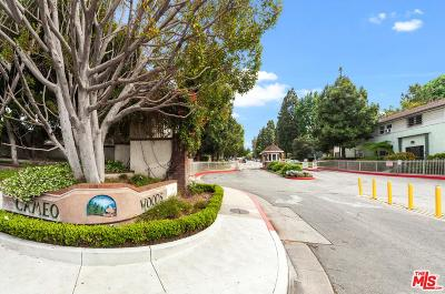 Los Angeles Condo/Townhouse For Sale: 3625 Kalsman Drive #4