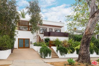 Pacific Palisades Single Family Home For Sale: 1160 Embury Street