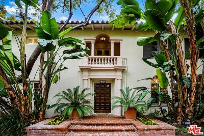Single Family Home Active Under Contract: 619 North Beverly Drive