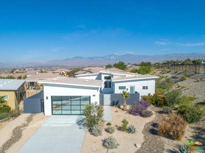 Desert Hot Springs Single Family Home For Sale: 13845 Valley View Court