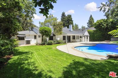 Beverly Hills Single Family Home For Sale: 1013 Laurel Way
