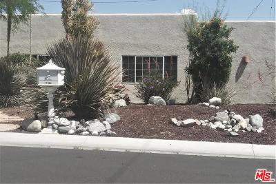 Cathedral City Single Family Home For Sale: 68176 Mountain View Road