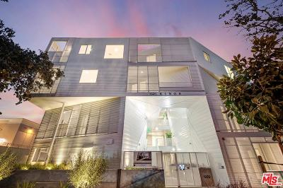 Los Angeles County Condo/Townhouse Active Under Contract: 1030 North Kings Road #406