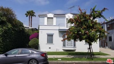 Residential Income For Sale: 117 South Flores Street
