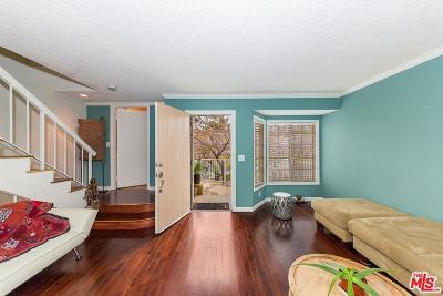 Los Angeles Condo/Townhouse For Sale: 3122 Dalton Avenue #34