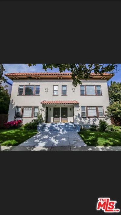 Residential Income For Sale: 1417 10th Street