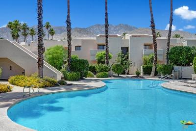Palm Springs Condo/Townhouse For Sale: 1692 South Andee Drive