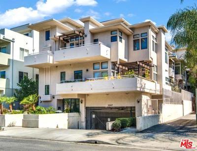 Studio City Condo/Townhouse Active Under Contract: 11847 Laurelwood Drive #102