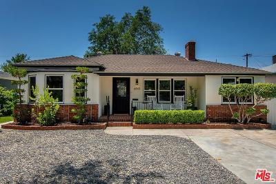 North Hollywood Single Family Home For Sale: 6041 Beck Avenue