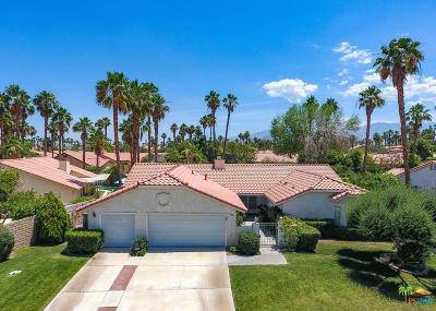Palm Desert Single Family Home Active Under Contract: 76821 Ascot Circle