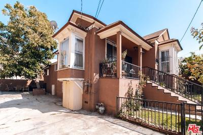 Single Family Home For Sale: 420 North Bixel Street