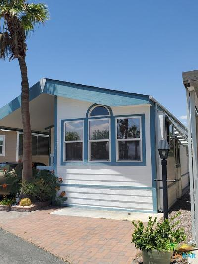 Cathedral City North (335), Cathedral City South (336) Mobile Home For Sale: 69801 Ramon Road #345