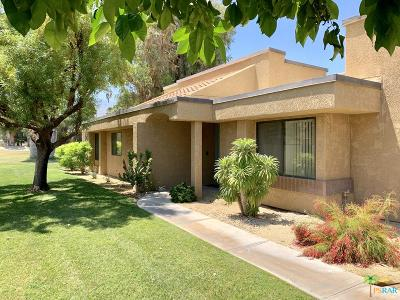 Palm Springs Condo/Townhouse Active Under Contract: 3043 North Regency Drive