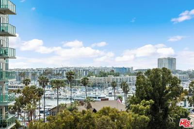 Marina Del Rey Condo/Townhouse Active Under Contract: 13700 Marina Pointe Drive #814