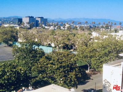 Beverly Hills Rental For Rent: 304 South Elm Drive #PH1