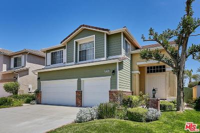 Stevenson Ranch Single Family Home For Sale: 25676 Moore Lane
