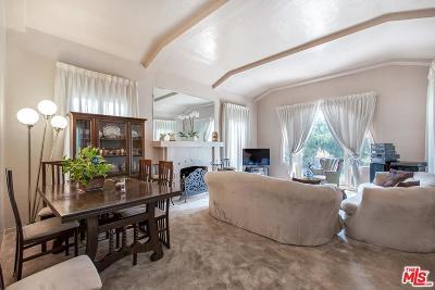 Single Family Home For Sale: 1300 Carmona Avenue