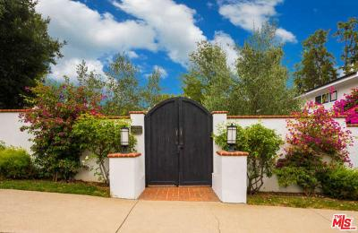 Encino Single Family Home For Sale: 4424 Petit Avenue