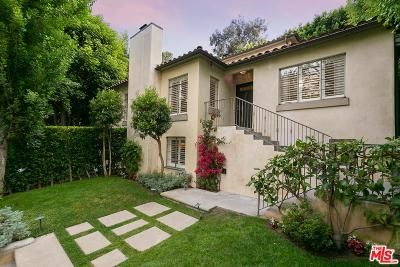 Los Angeles County Single Family Home For Sale: 1035 Westholme Avenue